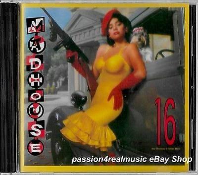Madhouse 16 1987  Paisley Park Germany CD 925 685 2 OOP RARE Prince NPG