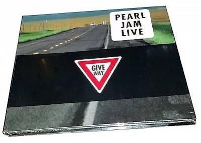 Pearl Jam Live Give Way Best Buy CD 1998 Melbourne Australia RARE