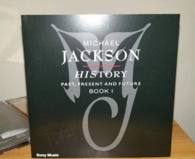 MICHAEL JACKSON HISTORY PROMO CD SAMPLER ULTRA RARE LAST PRICE