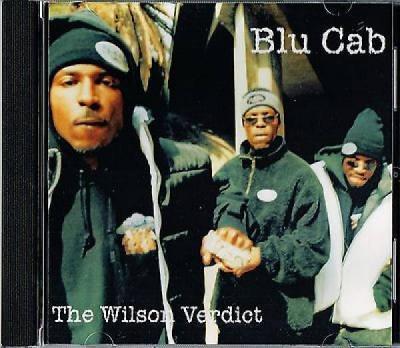 BLU CAB   THE VERDICT WILSON ALBUM CD 15TRX CHARLIE WILSON RARE R B G FUNK 1996