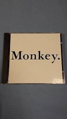 George Michael   Monkey PROMO CD SINGLE RARE 1987 1988 Shape Optimedia FAITH