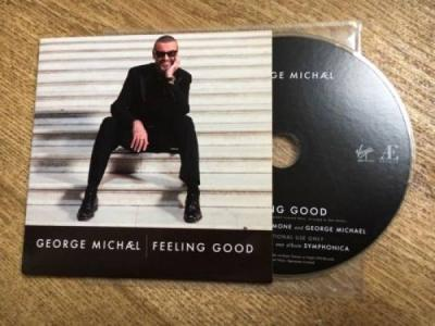 George Michael   Wham   Feeling Good Promo Cd Single