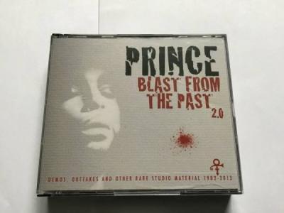 PRINCE    BLAST FROM THE PAST VOLUME 2 LTD EDITION 4 CD SET