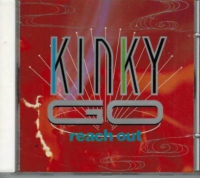 KINKY GO  REACH OUT  ITALO DISCO MELOTTI NERI BURCHILL ALA BIANCA CD GENOVESI CD