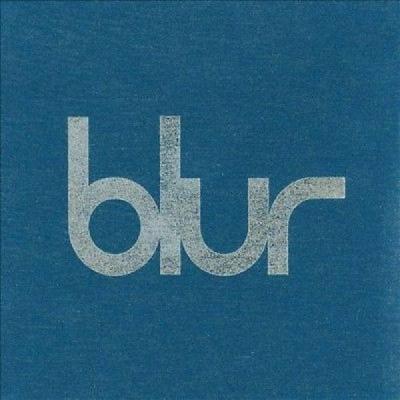Blur 21 New CD