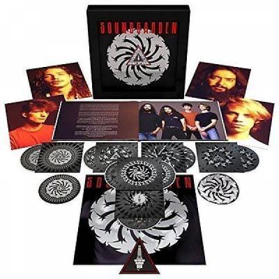 SOUNDGARDEN   BADMOTORFINGER   BLURAY   DLX  NEW CD