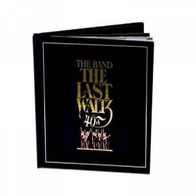 BAND    LAST WALTZ  40TH   ANNIVERSARY    BLURAY  NEW CD