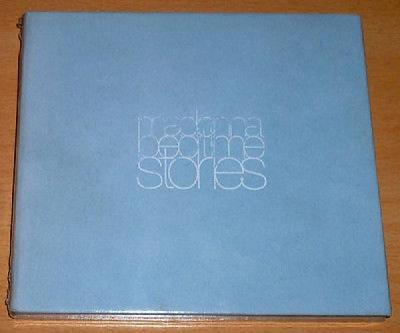 MADONNA Bedtime Stories CD Pale Blue Velvet PROMO Digipak New Still SEALED Rare