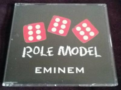 Eminem Role Model Ultra Rare Promo CD Single