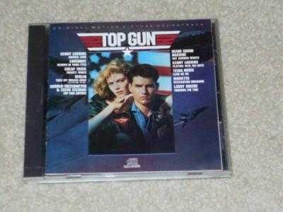 Top Gun  Original Motion Picture Soundtrack CD FREE SHIPPING