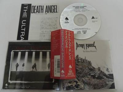 Death Angel   The Ultra Violence Japan CD   32XB 182