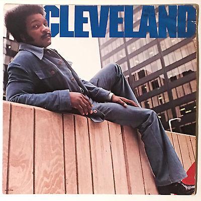 RARE SOUL FUNK LP   Cleveland Robinson   S T   Nosnibor Orig Copy Ohio