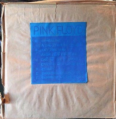 PINK FLOYD live in japan 70 71 3 LP NO TMOQ VINYL TOKYO CLASSIC ROCK PROG PSYCH