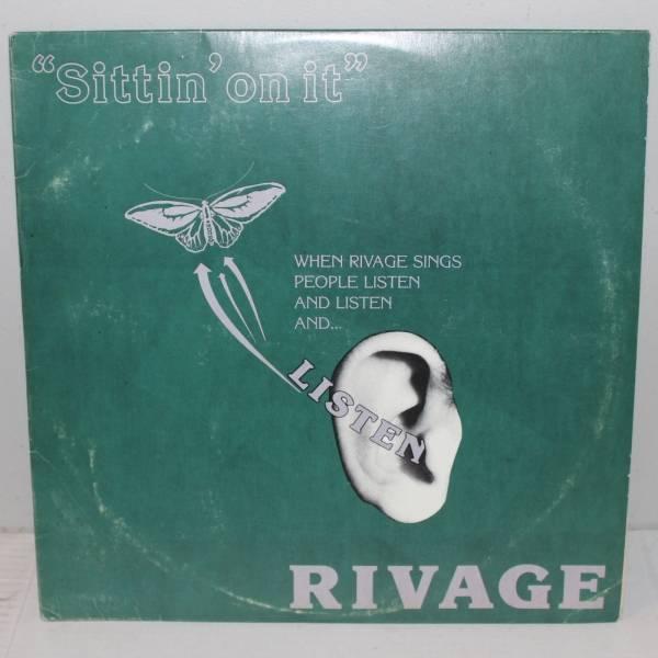 Rivage LP Sittin On It  81 Miami FL Modern Soul Funk HOLY GRAIL w  Poster Tempus