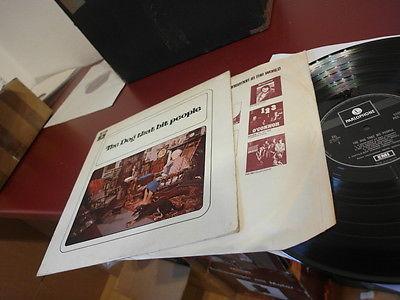 The Dog That Bit People   UK Original 1970 British Psych Prog Parlophone LP