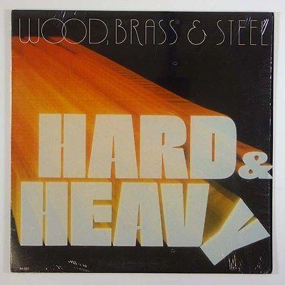 Wood  Brass   Steel  Hard   Heavy  Rare Disco Modern Soul Funk LP Sugar Hill mp3