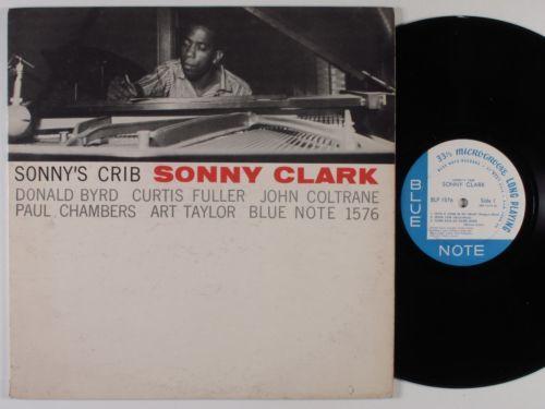 SONNY CLARK Sonny s Crib BLUE NOTE LP mono W  63rd