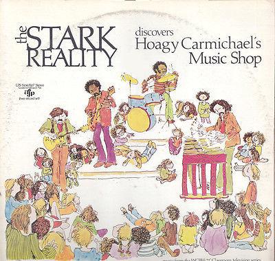 Stark Reality Hoagy Carmichael s Music Shop AJP 2 LP rare soul funk