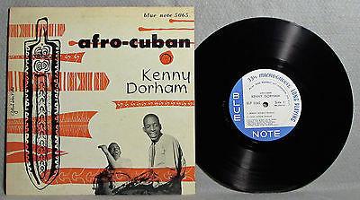 1955 10        JAZZ LP   KENNY DORHAM   AFRO CUBAN   BLUE NOTE   MONO   HANK MOBLEY