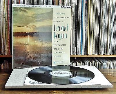 Tchaikovsky  Violin Concerto   Leonid Kogan   UK Columbia SAX 2323 ED1 LP