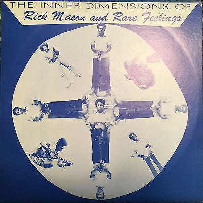Rick Mason   Rare Feelings   The Inner Dimensions Of LP Orig Private Soul Funk