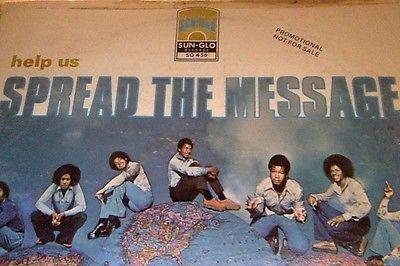 Mighty Ryeders LP  Help Us Spread the Message rare Miami disco funk ORIGINAL