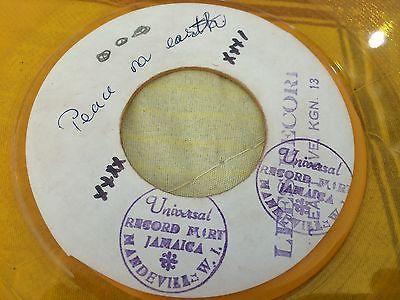 Premo   Joseph Peace On Earth WIRL BL 4525 Rare Killer Rocksteady 7  Listen