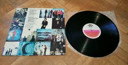 U2 MEGA RARE ACHTUNG BABY VENEZUELA LP POLYGRAM ROVDEN 210 004