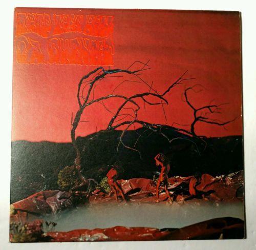 C A  QUINTET  Trip Thru Hell  RARE 1969 Candy Floss CF 7764S LP PSYCH ROCK