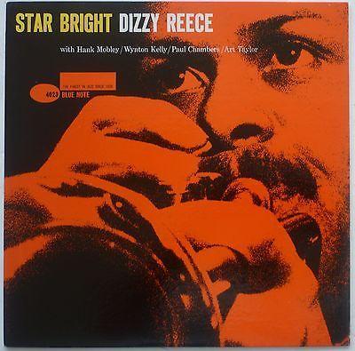 Dizzy Reece STAR BRIGHT Original Blue Note 4023 MONO Deep Groove Ear RVG LP NM