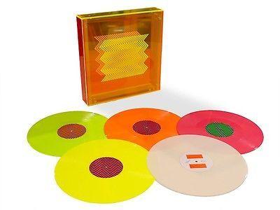 Pet Shop Boys Electric LP Box Set   SUPER OOP Limited  222 Autographed