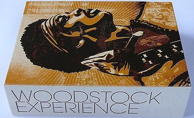 Woodstock Experience Genesis Publications Deluxe Santana Jefferson Airplane 7