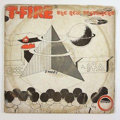 T Fire  The New Testament  Rare Afro Funk Psych Disco LP Blackspot Nigeria mp3