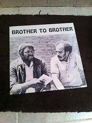 SEALED Rare FREE JAZZ HOLY GRAIL Brother to Brother LP JOE MCPHEE 1971 SPIRITUAL