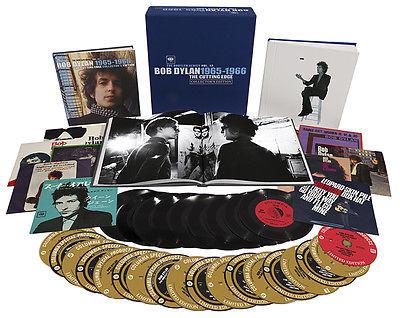 Bob Dylan  The Cutting Edge  18 disc collector s box set Bootleg series Vol  12