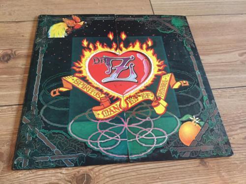 DR Z three parts to my soul UK HOLY GRAIL ORIGINAL VERTIGO SWIRL PROG PSYCH LP