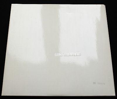 BEATLES White Album UK 1st Pressing 1968 D LP Stunning MINT  Complete Psych