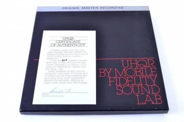 Pink Floyd                 The Dark Side Of The Moon          12  UHQR Vinyl LP          MFQR 1 017
