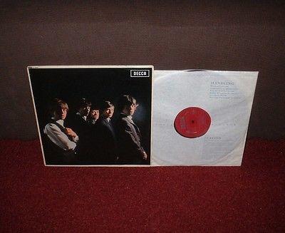ROLLING STONES 1st LP 1964 DECCA MONO  2 52  1st Press  1A 1A   EARLIEST EVER