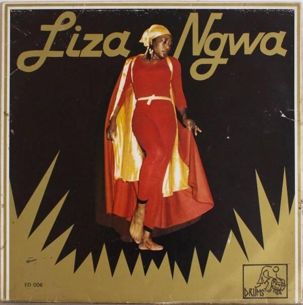 LIZA NGWA ALIMA N KIRRE DEEP SYNTH FOLK DANCEFLOOR CAMEROON RARE LP LISTEN