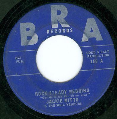 7   JACKIE  MITTOO     SOUL VENDORS   ROCK  STEADY WEDDING   ON BRA    LISTEN