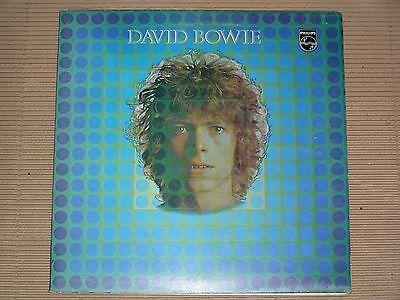 DAVID BOWIE   DAVID BOWIE ULTRA RARE ORIG  1st UK LP PHILIPS SBL 7912