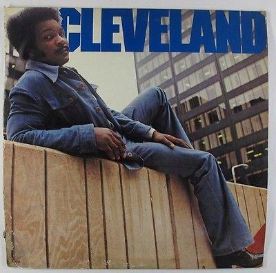 Cleveland Robinson   Cleveland LP   Nosnibor   Rare 70s Soul Funk VG  MP3