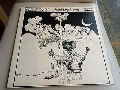 Mellow Candle SWADDLING SONGS Folk Prog MASTERPIECE  UK Deram 1972 LP EX Cond