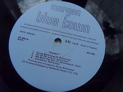PUSSY PLAYS Original 1st UK press LISTEN  MEGARARE PSYCH MONSTER LP POKORA