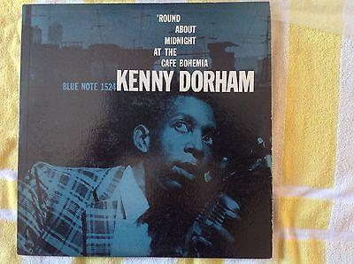 Blue Note 1524 Kenny Dorham   Cafe Bohemia   Lex   mono  First pressing mono LP