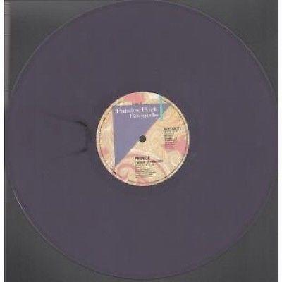 PRINCE I Wish U Heaven 12  2 Track Ultra Rare Official Mispressing On Purple Vin