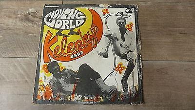 The Kelenkye Band          Moving World 1974 GHANA LP AFROBEAT FUNK MONSTER 1st