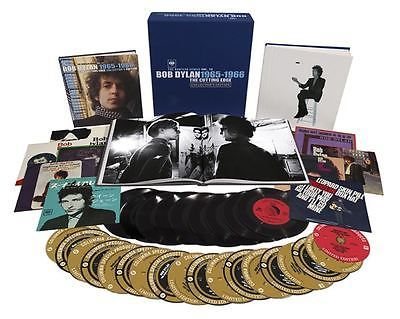 Bob Dylan Cutting Edge 1965 66  Bootleg Series v12 18 disc Collector s Edition
