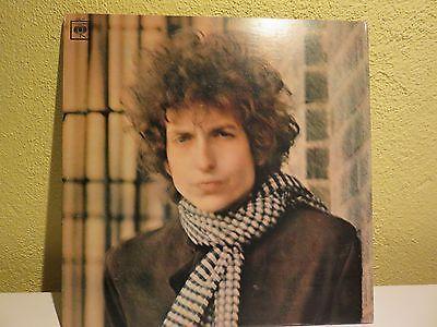 Bob Dylan LP   Blonde on Blonde